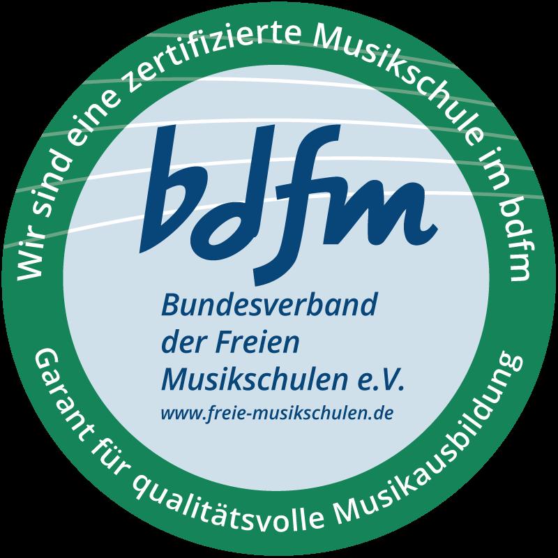 BDFM Qualitätssiegel